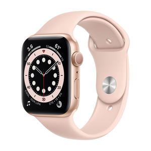 APPLE Watch Series 6 GPS 44mm in alluminio oro - Sport Rosa sabbia - MediaWorld.it