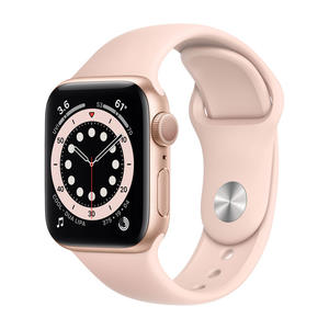 APPLE Watch Series 6 GPS 40mm in alluminio oro - Sport Rosa sabbia - MediaWorld.it