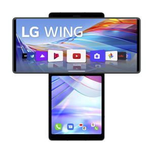 LG Wing Aurora Gray - MediaWorld.it