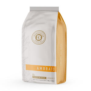 BARISTACLUB AMBRATO Caffè In Grani 500g - MediaWorld.it