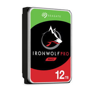 SEAGATE IronWolf Pro 12TB - MediaWorld.it