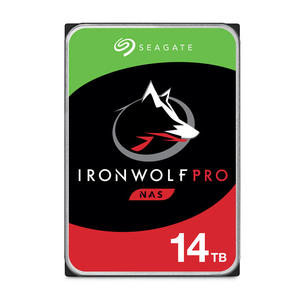 SEAGATE IronWolf Pro 14TB - MediaWorld.it