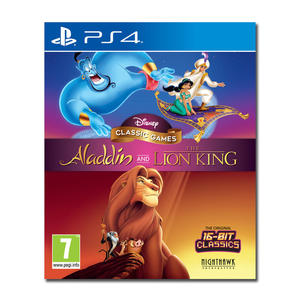 Disney Classic Games: Aladdin and The Lion King - PS4 - MediaWorld.it
