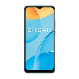 OPPO A15 Mystery Blue - MediaWorld.it