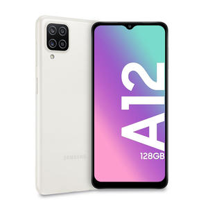 SAMSUNG Galaxy A12 128GB White - MediaWorld.it