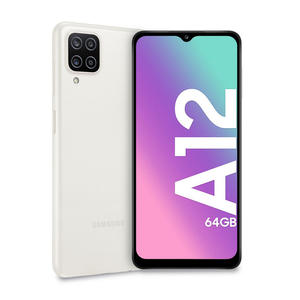 SAMSUNG Galaxy A12 64GB White - MediaWorld.it