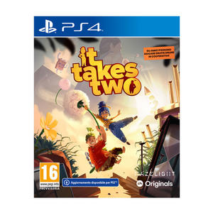 It Takes Two - PS4 - MediaWorld.it