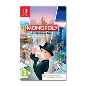 Monopoly CODE IN A BOX - NSW - MediaWorld.it