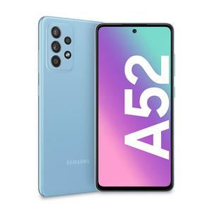 SAMSUNG Galaxy A52 Awesome Blue - MediaWorld.it