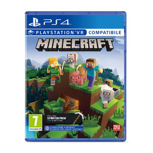 Minecraft Starter Collection - PS4 - MediaWorld.it