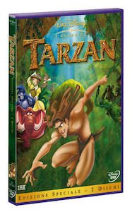 Tarzan - DVD - MediaWorld.it