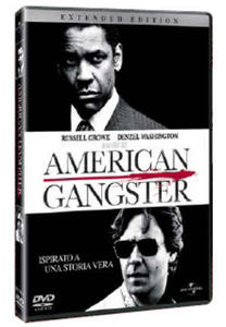 UNIVERSAL PICTURES AMERICAN GANGSTER - MediaWorld.it
