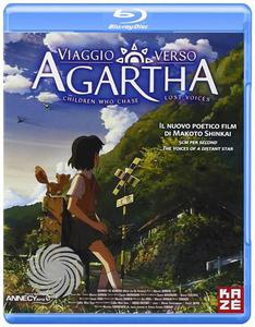 IL VIAGGIO VERSO AGARTHA - CHILDREN WHO CHASE LOST VOICES FROM DEEP BELOW - Blu-Ray - MediaWorld.it