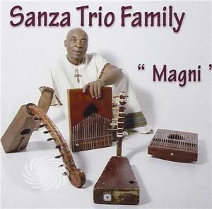 SANZA TRIO FAMILY - MAGNI - CD - MediaWorld.it