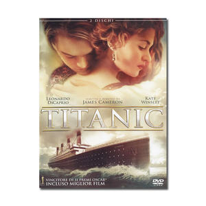 TITANIC - DVD - MediaWorld.it