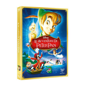 LE AVVENTURE DI PETER PAN - DVD - MediaWorld.it