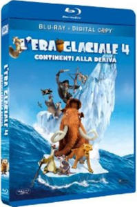 L'era glaciale 4 - Continenti alla deriva - Blu-Ray - MediaWorld.it