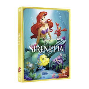 LA SIRENETTA - DVD - MediaWorld.it