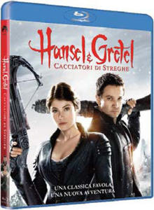 HANSEL & GRETEL: CACCIATORI DI STREGHE -  BluRay - MediaWorld.it