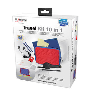 XTREME Travel Kit 10 in 1