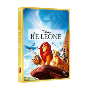 IL RE LEONE - DVD - MediaWorld.it