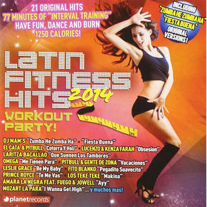 AA.VV. - Latin Fitness Hits 2014 - CD - MediaWorld.it