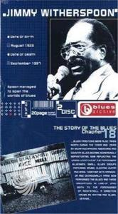WITHERSPOON, JIMMY - BLUES ARCHIVE 18 - CD - MediaWorld.it