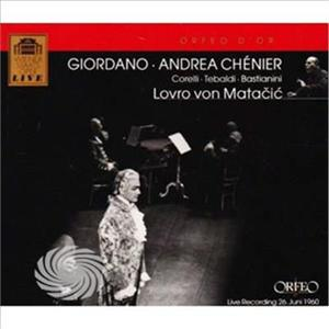 Giordano,U. - Andrea Chenier - CD - MediaWorld.it