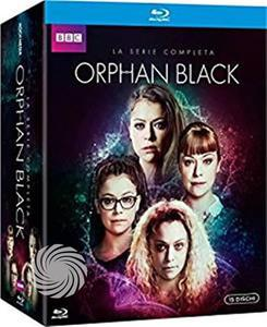 Orphan black - La serie completa - Blu-Ray - MediaWorld.it