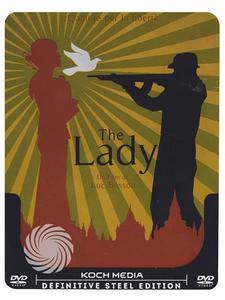 The lady - L'amore per la libertà - DVD Steelbook - MediaWorld.it