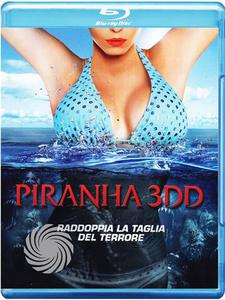 Piranha 3DD - Blu-Ray  3D - MediaWorld.it
