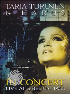 Turunen,Tarja & Harus - Tarja Turunen & Harus - In concert - Live at Sibelius Hall - DVD - MediaWorld.it