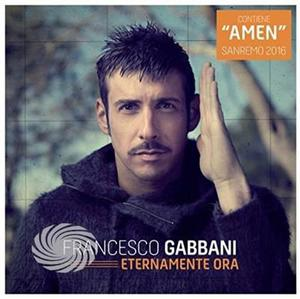 Gabbani,Francesco - Eternamente Ora - CD - MediaWorld.it