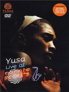 Yusa - Yusa live at Ronnie Scott's - DVD - MediaWorld.it