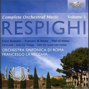 Respighi,O. - Complete Orchestral Music Vol. 1 - CD - MediaWorld.it