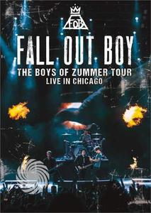 FALL OUT BOY - BOYS OF ZUMMER: LIVE IN CHICAGO - DVD - MediaWorld.it