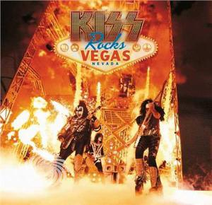 KISS - KISS ROCKS VEGAS - DVD - MediaWorld.it