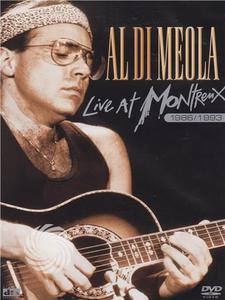 Al Di Meola, Chris Carrington, Arto Tuncboyaciyan, Claude Nobs - Al Di Meola - Live at Montreux 1986/1993 - DVD - MediaWorld.it