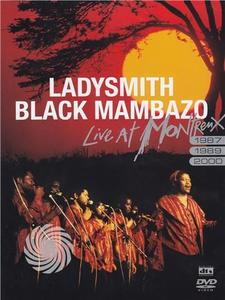 Ladysmith Black Mambazo - Ladysmith Black Mambazo - Live at Montreux (1987 / 1989 / 2000) - DVD - MediaWorld.it