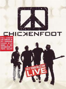 Chickenfoot - Chickenfoot - Live from Phoenix - DVD - MediaWorld.it