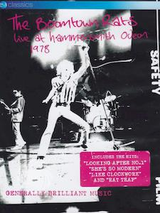 Boomtown Rats - The Boomtown Rats - Live at Hammersmith Odeon 1978 - DVD - MediaWorld.it