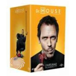 Movie-Dr. House Saison 1-7 - DVD - MediaWorld.it