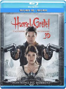 Hansel & Gretel - Cacciatori di streghe - Blu-Ray  3D - MediaWorld.it