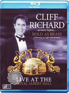 Cliff Richard - As never before - Bold as Brass - Live at the Royal Albert Hall - Blu-Ray - MediaWorld.it