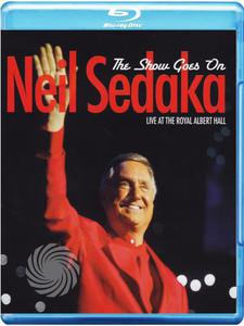 Neil Sedaka - Neil Sedaka - The Show Goes On - Live at the Royal Albert Hall - Blu-ray - MediaWorld.it