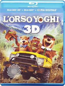 L'orso Yoghi - Blu-Ray  3D - MediaWorld.it
