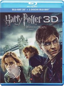 Harry Potter e i doni della morte - Parte 1 - Blu-Ray  3D - MediaWorld.it