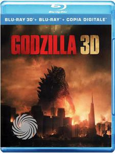 Godzilla - Blu-Ray  3D - MediaWorld.it