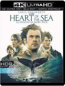 Heart of the sea - Le origini di Moby Dick - Blu-Ray  UHD - MediaWorld.it