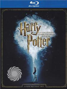 Harry Potter - La collezione completa - Blu-Ray - MediaWorld.it